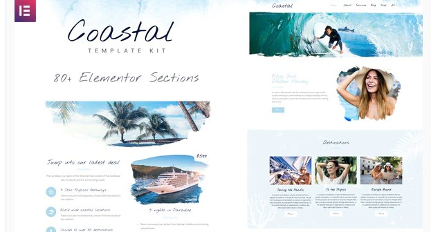 Coastal-Travel-Nulled-Download