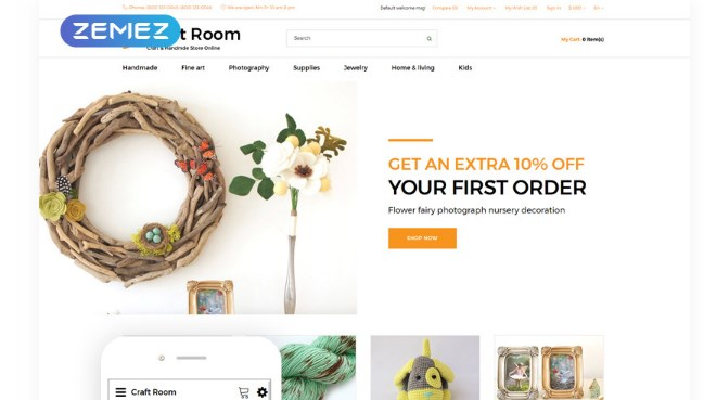 Craft-Room-Nulled-Download