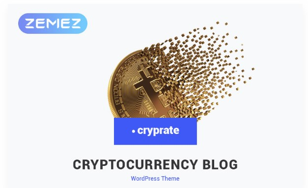 Cryprate-Cryptocurrency-Blog-Nulled-Download