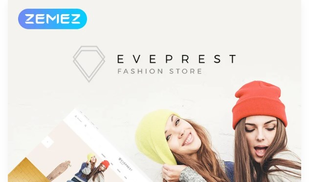 Eveprest-Fashion-Fashion-Store-Nulled-Download