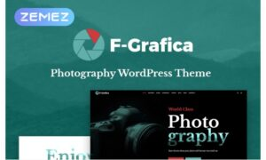 F-Grafica-Photography-Nulled-Download