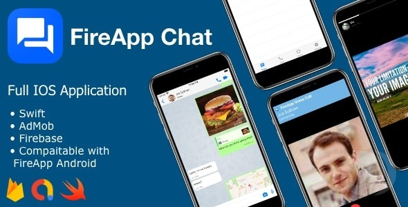 FireApp-Chat-IOS-Nulled-Download
