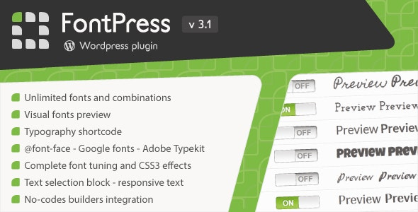 FontPress-nulled-download