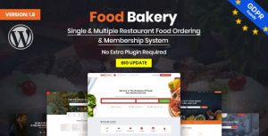 FoodBakery-nulled-download