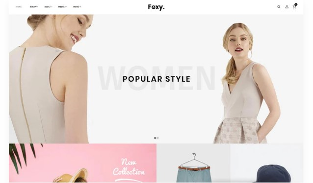 Foxy-Multipurpose-Shop-WooCommerce-Theme-Nulled-Download