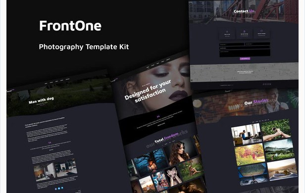 FrontOne-Nulled-Download