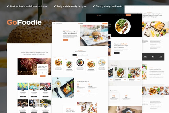 GoFoodie-Nulled-Download