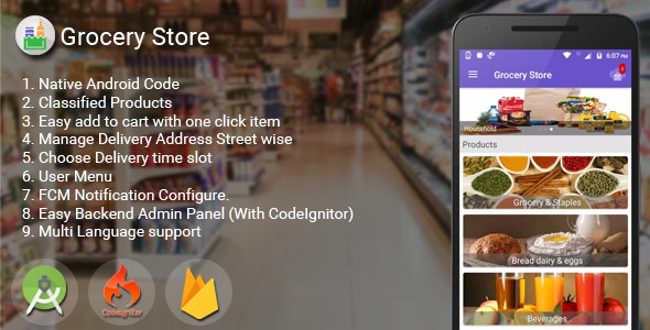 Grocery-Store-Android-App-nulled-download
