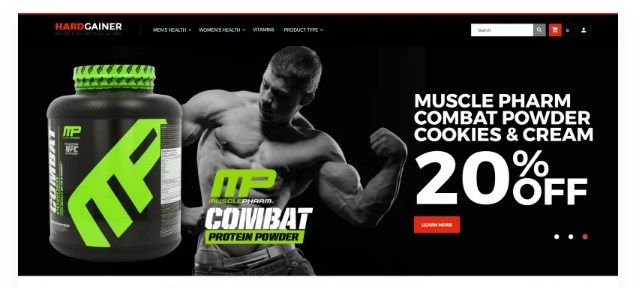 Hard-Gainer-Sports-Nutrition-Store-Download
