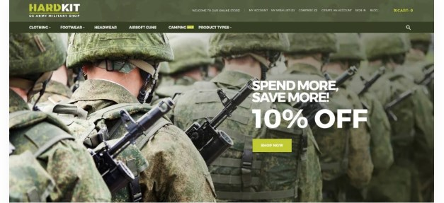 HardKit-US-Army-Military-Shop-Nulled-Download