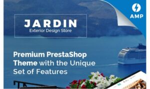 Jardin-Exterior-Design-Store-Nulled-Download