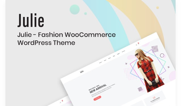 Julie-Fashion-WooCommerce-Theme-Nulled-Download