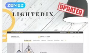 Lightedix-Lighting-Store-Download-Nulled