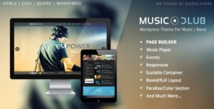 Music-Club-nulled-download