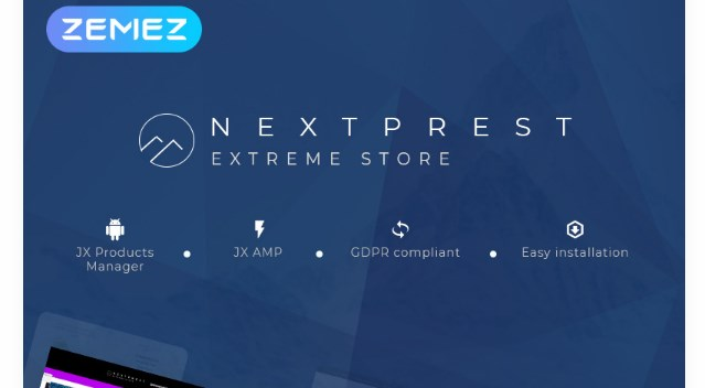 Nextprest-Extreme-Store-Clean-Nulled-Download