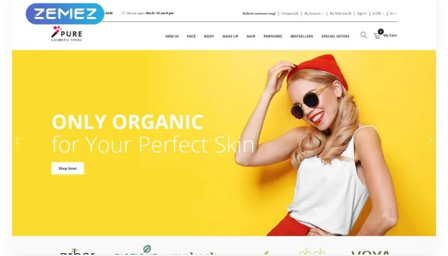 Pure-Beauty-Supply-Clean-Nulled-Download