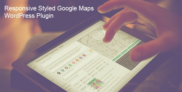 Responsive-Styled-Google-Maps-Nulled-Download
