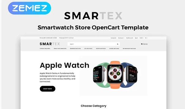 Smartex-Electronics-Store-Multipage-Clean-Nulled-Download