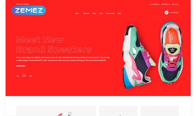 Snookio-Shoe-Store-eCommerce-Nulled-Download