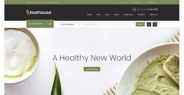 Teahouse-Multi-Purpose-Store-Nulled-Download