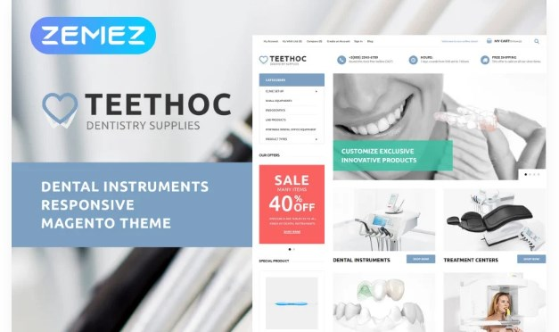 Teethoc-Dental-Nulled-Download