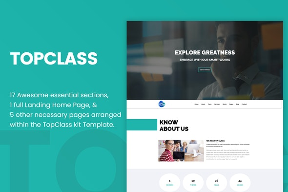 TopClass-nulled-download