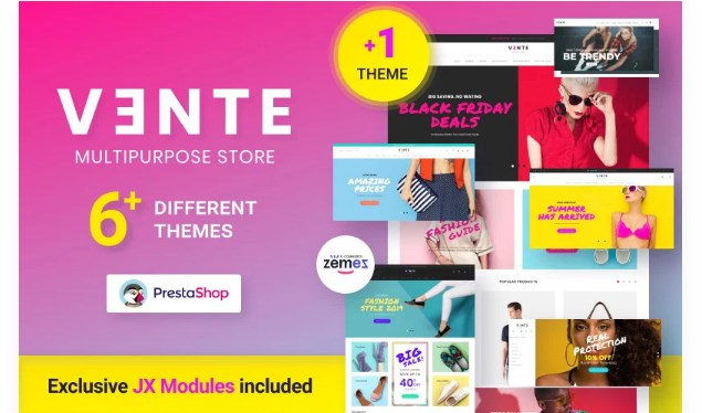Vente-Apparel-Multistore-Design-Nulled-Download