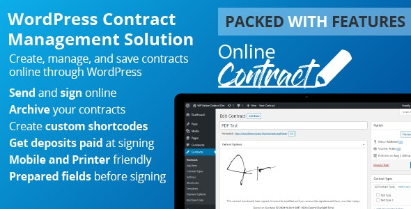 WP-Online-Contract-nulled-download