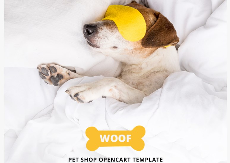 Woof - Simple Pet Supplies