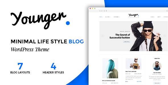 Younger-Blogger-nulled-download