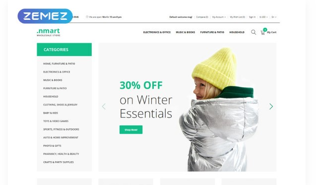 .nmart-Wholesale-Clean-Nulled-Download