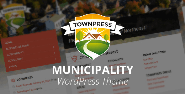 townpress-nulled-download
