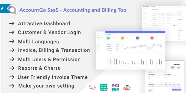 AccountGo-Saa-Accounting-and-Billing-Tool-Nulled-download