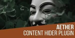 Aether-Nulled-Content-Hider-Plugin-for-WordPress-Nulled-Download