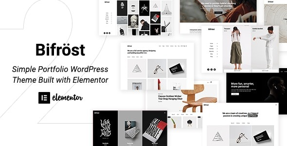 Bifrost-Nulled-Simple-Portfolio-WordPress-Theme-Dowmload
