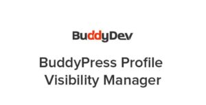 BuddyPress-Profile-Visibility-Manager-Nulled-Download