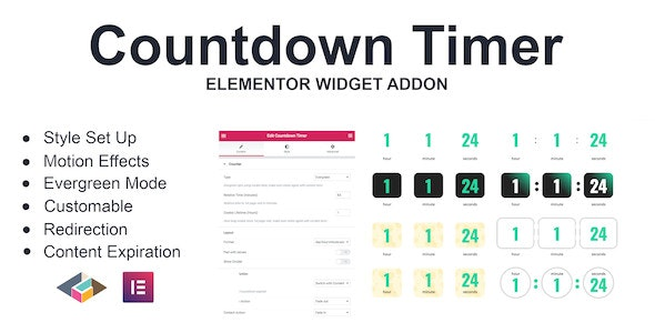 Countdown-Timer-Elementor-Page-Builder-Addon-nulled-download