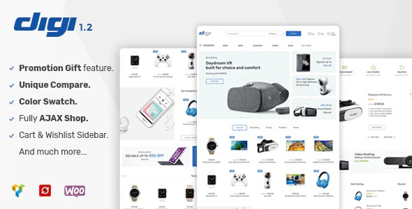 Digi-Electronics-Store-WooCommerce-Theme-Nulled-Download