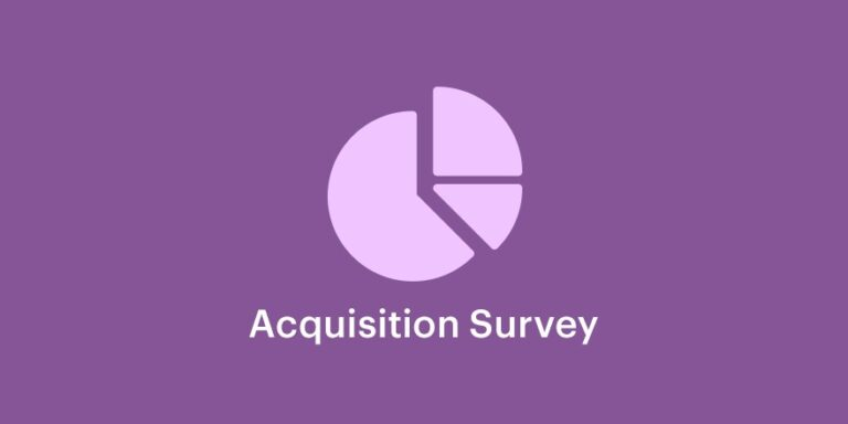 Easy-Digital-Downloads-Acquisition-Survey-Nulled-Download
