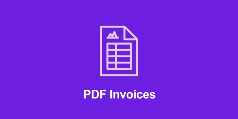 Easy-Digital-Downloads-Pdf-Invoices-Nulled-Download