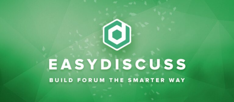 EasyDiscuss-Professional-Nujlled-Download
