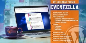 EventZilla-nulled-download