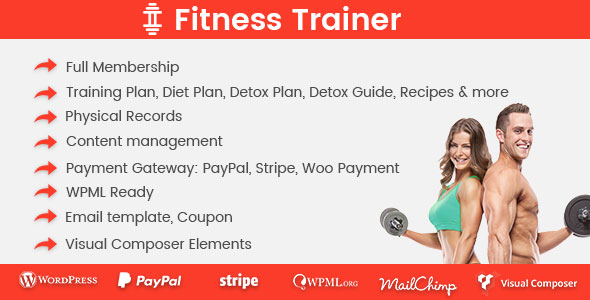 Fitness-Trainer-nulled-download