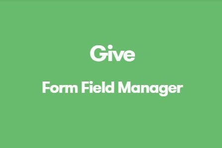 Give-Form-Field-Manager-nulled-download