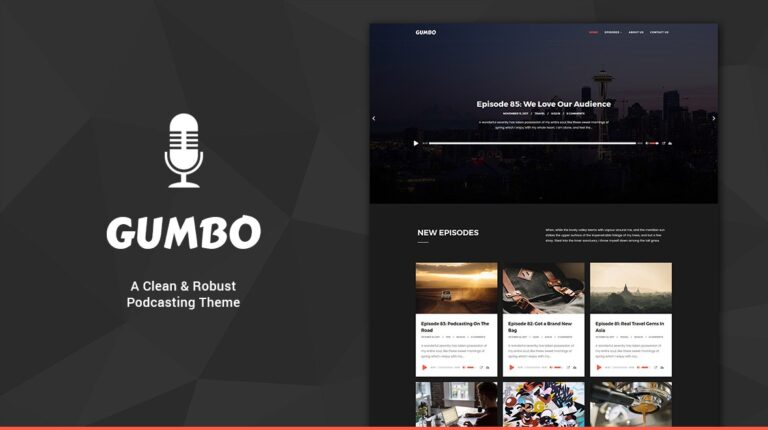 Gumbo-WordPress-Theme-Nulled-Download