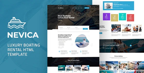 Nevica-Luxury-Boats-Rental-HTML-Nulled-Download