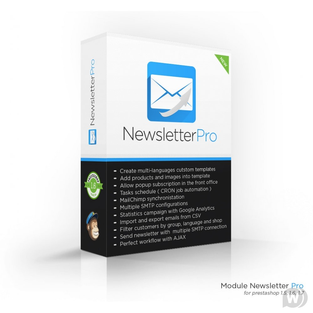 Newsletter-Pro-Nulled-Download