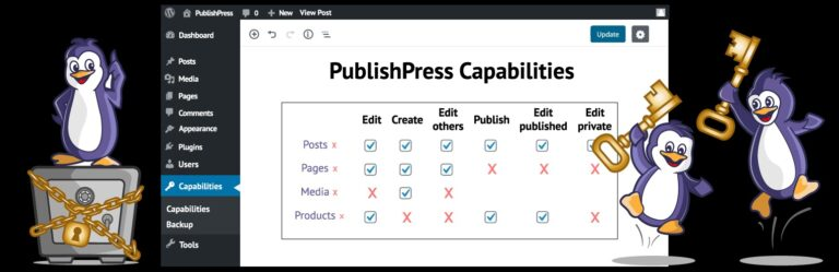PublishPress-Capabilities-Pro-Nulled-Download