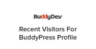 Recent-Visitors-For-BuddyPress-Profile-Nulled-Download