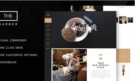 The-Barber-Shop-One-Page-Theme-For-Hair-Salon-Nulled-Download